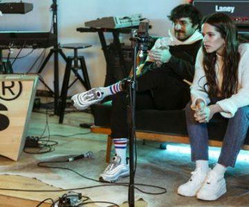 Rosalía y El Guincho protagonizan la primera masterclass del Levi's Music Project
