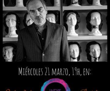 Fernando Alfaro presenta su nuevo disco en IndieLovers