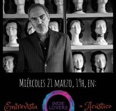 Entrevista con Fernando Alfaro en IndieLovers