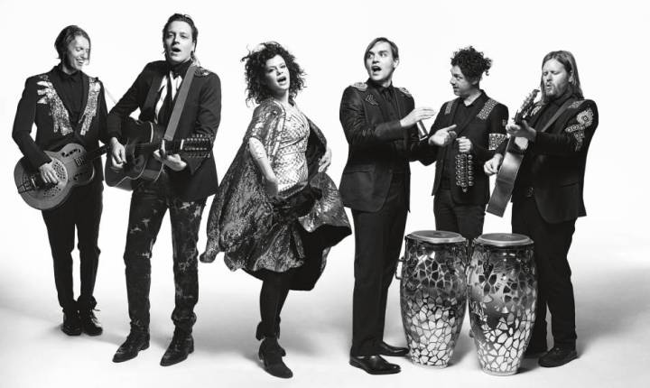 "Arcade Fire presentarán ""Everything Now"" en Barcelona y Madrid"