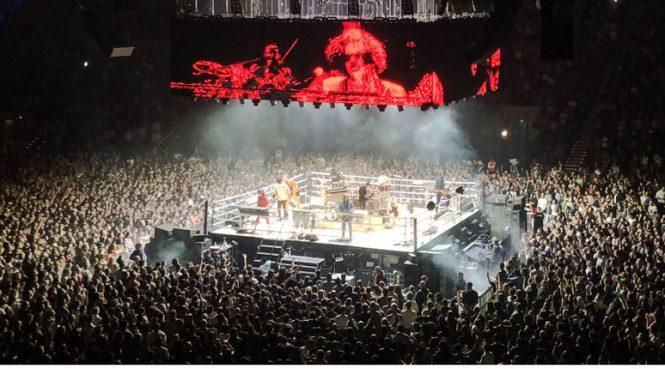 Crónica de Arcade Fire en el Palau Sant Jordi de Barcelona