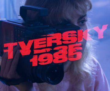 1985, el nuevo videoclip de Tversky