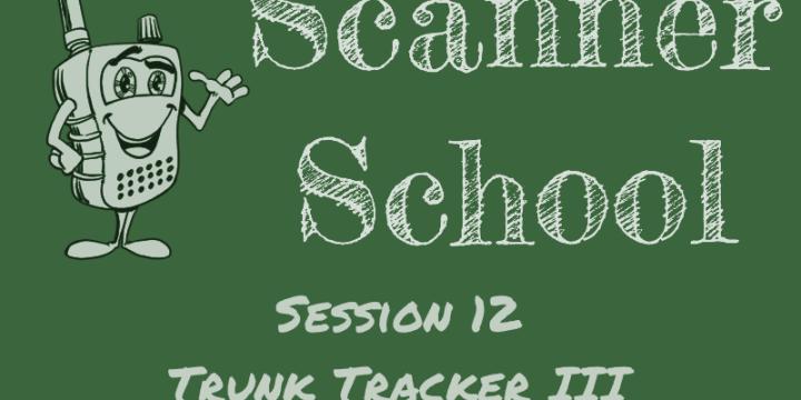 Analog Trunk (Trunk Tracker III) Scanner Reviews
