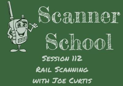 Rail Scanning with Joe Curtis