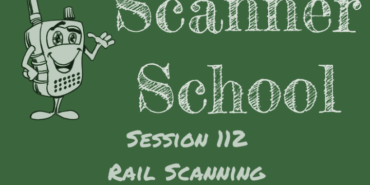 Rail Scanning with Joe Curtis