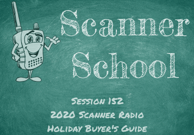 2020 Scanner Radio Holiday Buyer's Guide