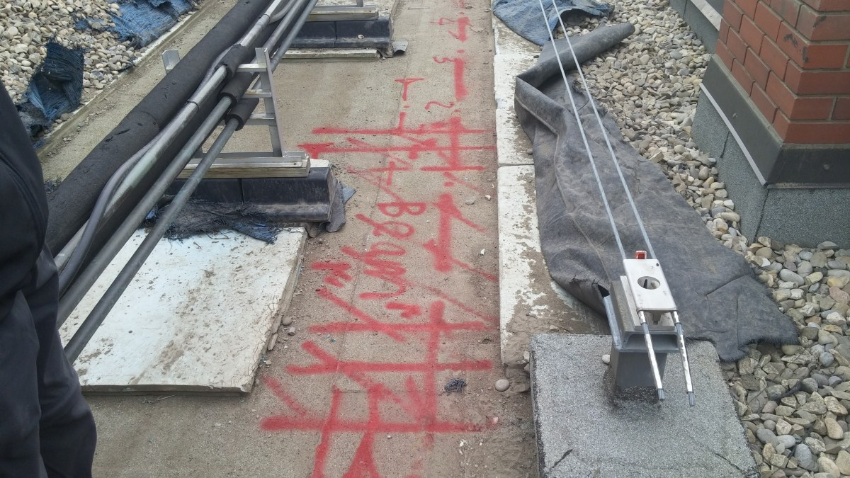 Post-tensioned Cables Mapping – GPR Concrete Scanning and Utility