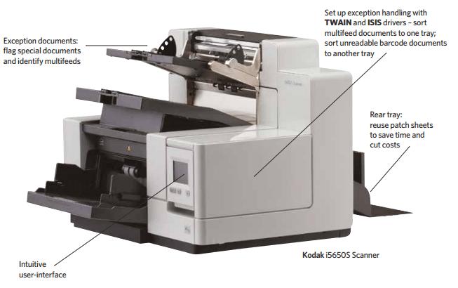 Kodak i5000 series