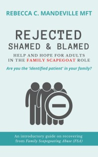 family scapegoat book