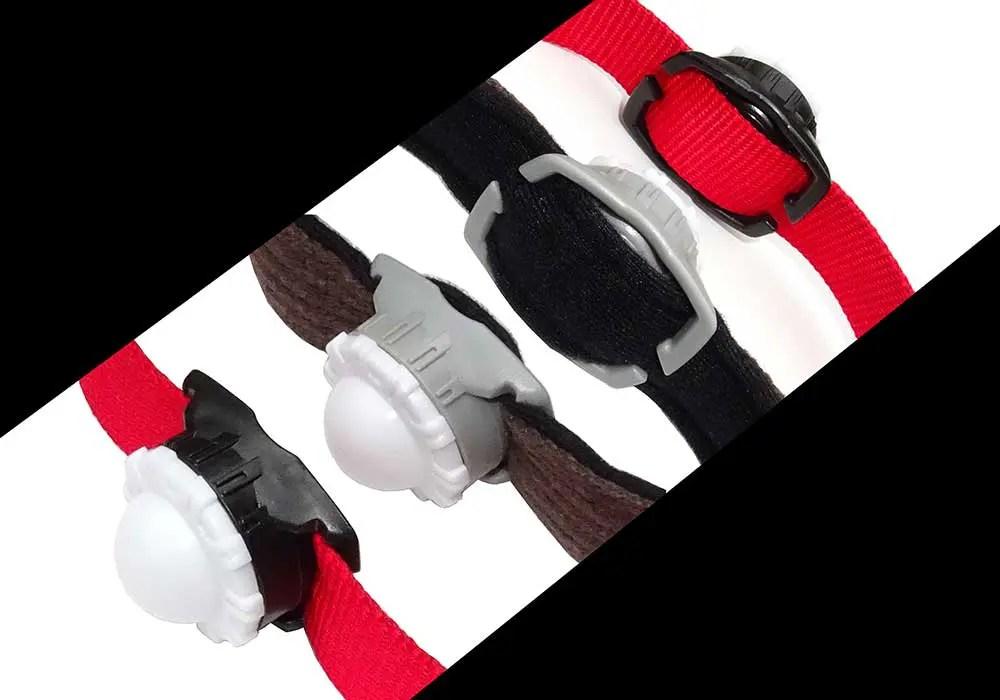 Scarab Beacon Unique Collar Attachment