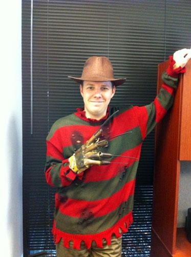 Pip Goes Freddy!