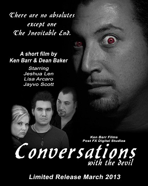Conversations With The Devil (2013) – What Comes Next?