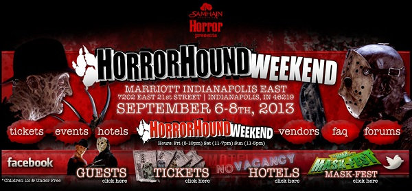 HorrorHound Weekend In Indianapolis