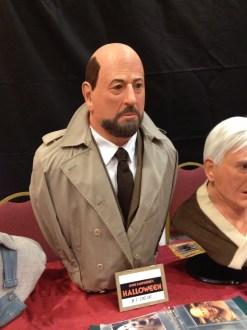 Dr. Loomis Bust