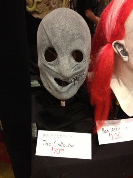 The Collector Mask