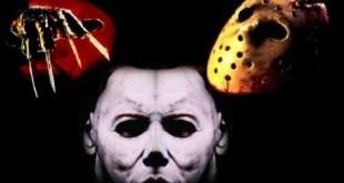 Freddy's Glove, Jason's Hockey Mask & Michael's Mask