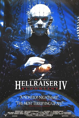 Hellraiser IV: Bloodline – Good, But Could Have Been Great