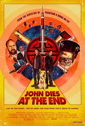 Matrix + Evil Dead = John Dies at the End