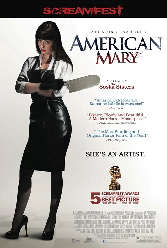 American Mary – It's Not (That) Gory, But It's Good