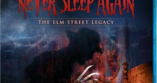 Never Sleep Again Blu-Ray