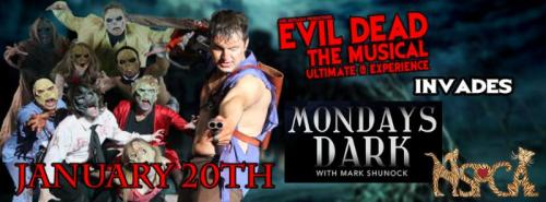 Evil Dead Monday's Dark