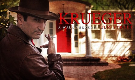 Krueger A Walk Through Elm Street (2014)