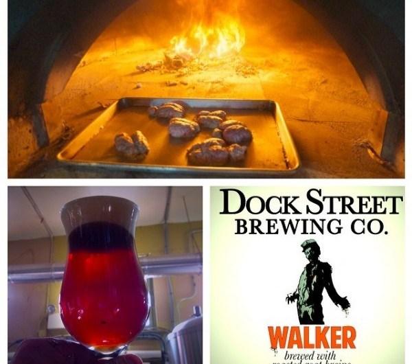Walking Dead Beer Brewed w/ Real Goat Brains