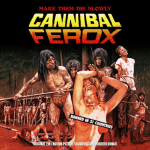 Cannibal Ferox Vinyl Pre-Order: Cover Artwork For Variant Illegal To Show