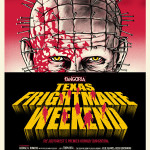 Debut of Mondo's Poster For Texas Frightmare Weekend