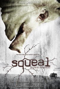 Metoyer And Bressack Team Up On Squeal: Blood Harvest