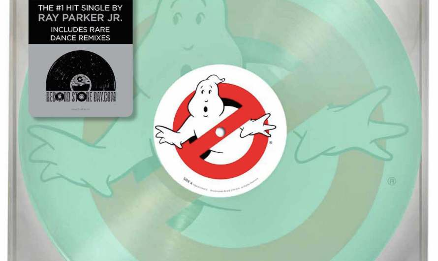 You Can Still Get The Ghostbusters Glow in the Dark 10″!