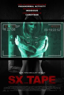 SX_Tape: Sexy or Scary?…Sexy!