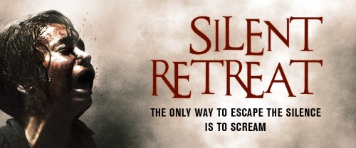 Silent Retreat Banner