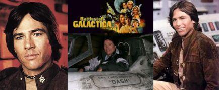 Richard Hatch-Battlestar Galactica, Alien Hunger