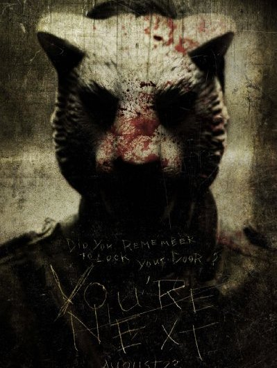 You're Next (2011) – Who Is This Girl?