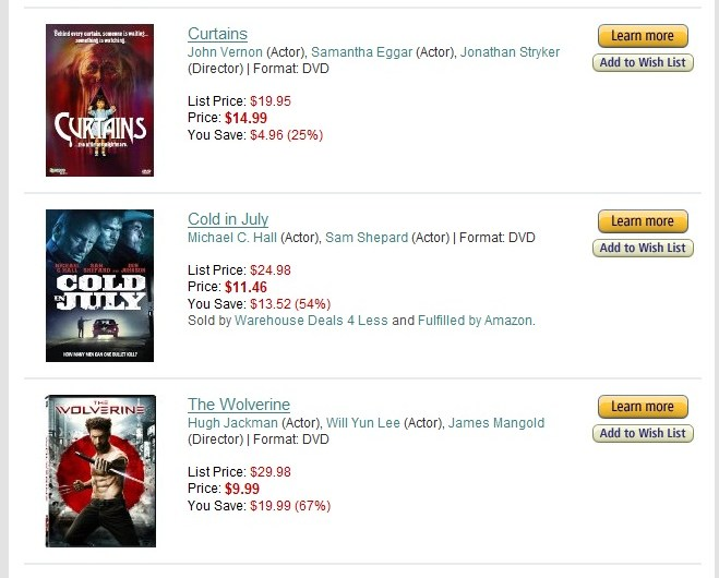 GUT Tops Amazon's Interest List…