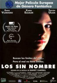 Los Sin Nombre The Nameless 1999 poster