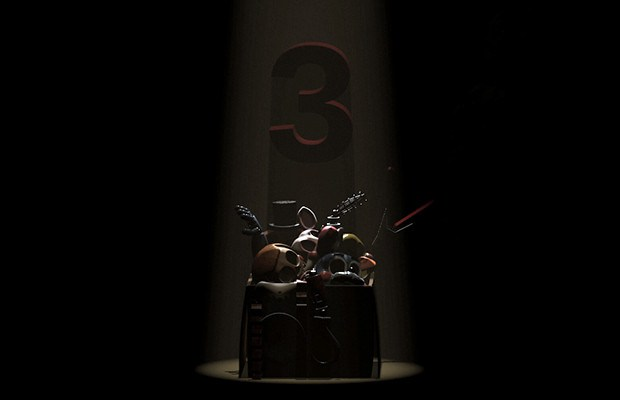 First Teaser Image For Five Nights At Freddy's