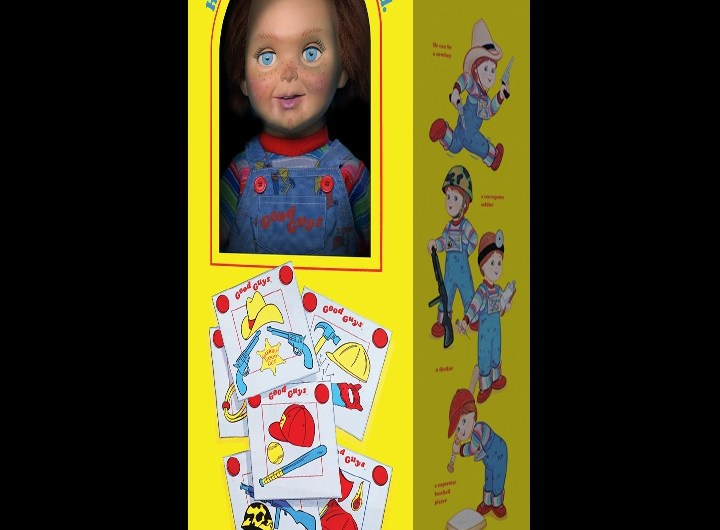 Limited Edition Chucky Box Set Up For Pre-Order