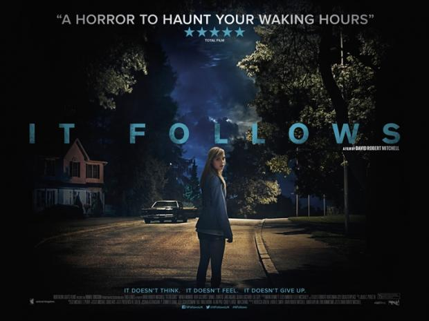 Several Release Posters For It Follows