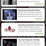 Scaretissue Horror News App Now Available