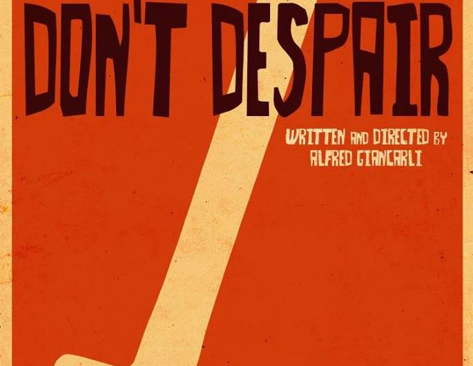 Don't Despair (No Te Desesperes) 2015