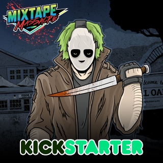 Mixtape Massacre – A Horror Themed Board Game!