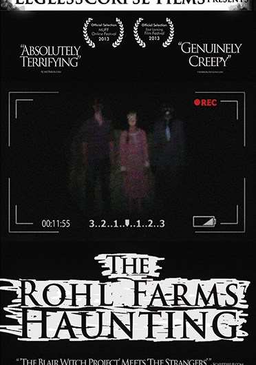Rohl Farms Haunting Coming May 18th