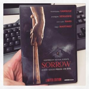 Sorrow DVD