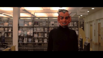 Volumes Of Blood Still - Devil Mask 2
