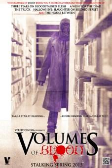Volumes Of Blood - Teaser