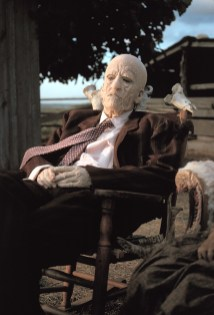 John Dugan As Grandpa In The Original Texas Chainsaw Massacre