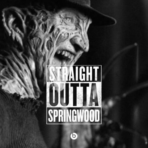 Straight Outta Springwood