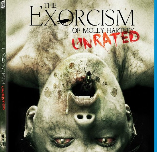 Now Available – The Exorcism of Molly Hartley